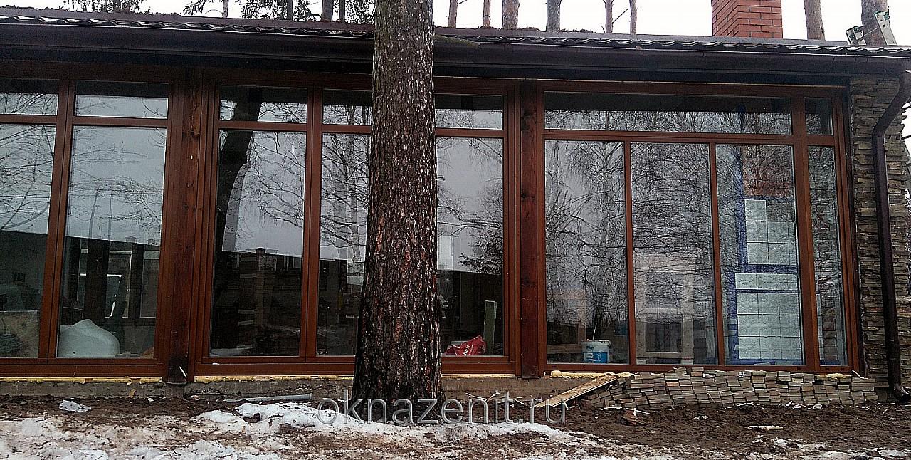 В чем состоят преимущества окон, сделанных из древесины