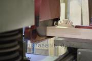 Нарезка шипов на деревянном окне